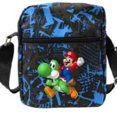 Bolsa Tiracolo Super Mario e Yoshi