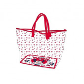 Bolsa Transparente Minnie Disney