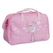 Bolsa Viagem Flamingo Dreams