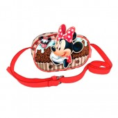 Bolsinha tiracolo Minnie Disney - Muffin