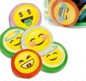 Bomboneira Emoji Moedas Chocolate 106und