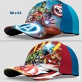 Boné Avengers Sortido