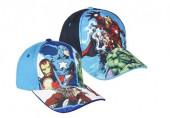 Boné Azul Avengers Marvel Sortido
