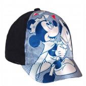 Boné azul Bebé Mickey Reizinho