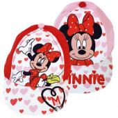 Boné Bebé Minnie Corações Sortido