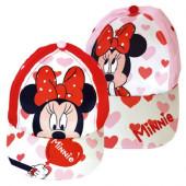 Boné Bebé Minnie Hearts Sortido