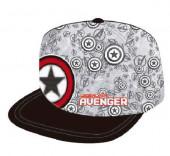 Boné Cap Avengers Legendary