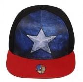 Boné cap  Capitão América