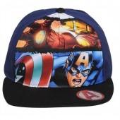 Boné cap dos Avengers