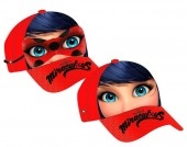 Boné Cap Premium Ladybug  Duo