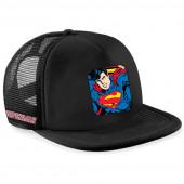 Boné Cap Premium Superman DC Comics