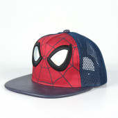 Boné Cap Spiderman Premium