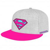 Boné Cap Supergirl DC Comics