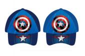 Boné Capitão América Marvel Sortido