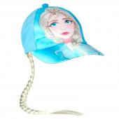 Boné com Trança Elsa Frozen 2