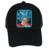 Boné Goku Super Saiyan God Dragon Ball Z