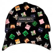 Boné Minecraft