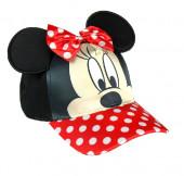 Boné Minnie 3D