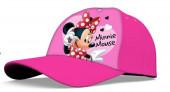 Boné Minnie Disney Coração