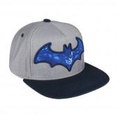 Boné Premium Batman emblema azul
