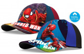 Boné Spiderman Wonder Sortido