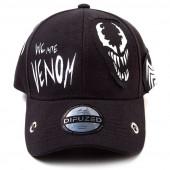 Boné Venom Grunge Marvel