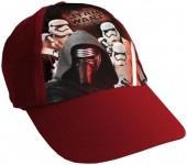 Boné vermelho Cap dos Star Wars