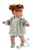 Boneca Amelie Chorona 38 cm