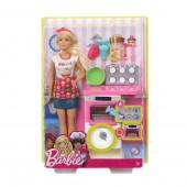 Boneca Barbie Chef Cozinheira e Pasteleira