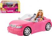 Boneca Barbie e o seu Descapotável