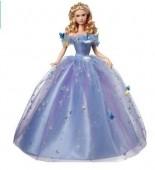 Boneca Cinderela Princesa Disney
