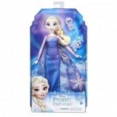 Boneca Elsa frozen Luzes de Inverno