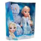 Boneca Elsa Frozen Luzes do Norte 35cm