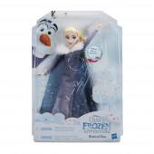 Boneca Elsa Frozen Musical