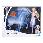 Boneca Elsa + Nokk Frozen 2