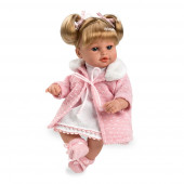 Boneca Emma  Rosa 36cm Elegance modelo 1