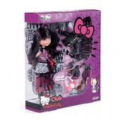 Boneca Kelly - Hello Kitty Club Trousseau Rock