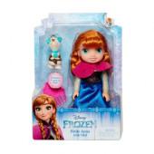 Boneca Pequena Ana c/Olaf