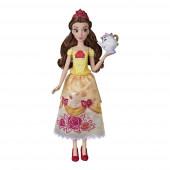 Boneca Princesa Bela Disney Cantora