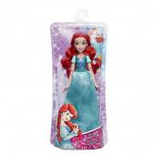 Boneca Princesa Disney Ariel Brilho Real Hasbro