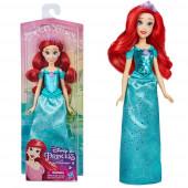 Boneca Princesa Disney Ariel Brilho Real