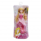 Boneca Princesa Disney Aurora Brilho Real Hasbro