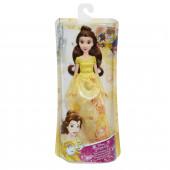 Boneca Princesa Disney Bela Brilho Real Hasbro