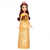 Boneca Princesa Disney Brilho Real Bela