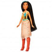Boneca Princesa Disney Brilho Real Pocahontas