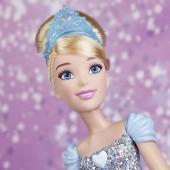 Boneca Princesa Disney Cinderela Brilho Real Hasbro