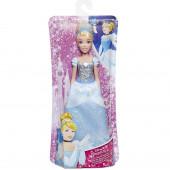 Boneca Princesa Disney Cinderela Brilho Real