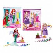 Boneca Princesa Disney Extensões - sortido