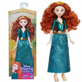 Boneca Princesa Disney Mérida Brilho Real