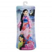 Boneca Princesa Disney Mulan Brilho Real Hasbro